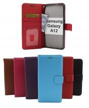 billigamobilskydd.se New Jalusta Lompakkokotelo Samsung Galaxy A12 (A125F/DS)