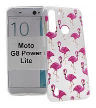 billigamobilskydd.se TPU-Designkotelo Motorola Moto G8 Power Lite