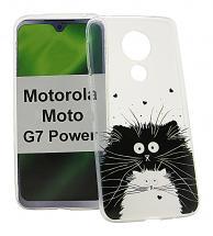 billigamobilskydd.se TPU-Designkotelo Motorola Moto G7 Power