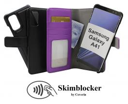 CoverIn Skimblocker Magneettikotelo Samsung Galaxy A41