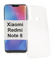 billigamobilskydd.se Ultra Thin TPU Kotelo Xiaomi Redmi Note 8