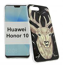 billigamobilskydd.se TPU-Designkotelo Huawei Honor 10