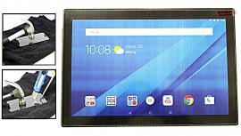 billigamobilskydd.se Näytönsuoja karkaistusta lasista Lenovo Tab 4 10 (ZA2J / tb-x304f)
