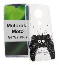 billigamobilskydd.se TPU-Designkotelo Motorola Moto G7 / Moto G7 Plus