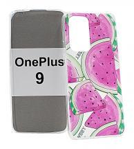 billigamobilskydd.se TPU-Designkotelo OnePlus 9