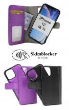 CoverIn Skimblocker Magneettikotelo iPhone 12 (6.1)