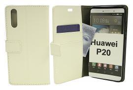 billigamobilskydd.se Jalusta Lompakkokotelo Huawei P20
