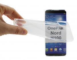 billigamobilskydd.se Ultra Thin TPU Kotelo OnePlus Nord N100