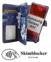 CoverIn Skimblocker XL Magnet Designwallet Samsung Galaxy A51 (A515F/DS)