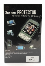 billigamobilskydd.se Näytönsuoja Nokia C3