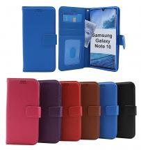 billigamobilskydd.se New Jalusta Lompakkokotelo Samsung Galaxy Note 10 (N970F/DS)
