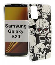billigamobilskydd.se TPU-Designkotelo Samsung Galaxy S20 (G980F)