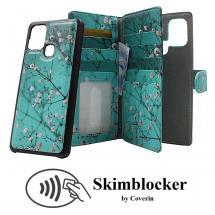 CoverIn Skimblocker XL Magnet Designwallet OnePlus Nord 2 5G