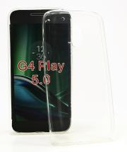 billigamobilskydd.se Ultra Thin TPU Kotelo Lenovo Motorola Moto G4 Play