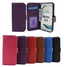 billigamobilskydd.se New Jalusta Lompakkokotelo Motorola Moto E5 / Moto E (5th gen)