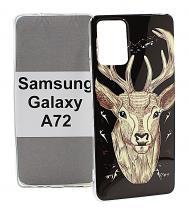billigamobilskydd.se TPU-Designkotelo Samsung Galaxy A72 (A725F/DS)
