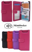 billigamobilskydd.se Skimblocker Lompakkokotelot Samsung Galaxy A80 (A805F/DS)