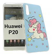 billigamobilskydd.se TPU-Designkotelo Huawei P20