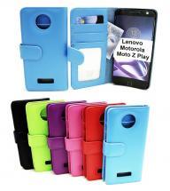billigamobilskydd.se Lompakkokotelot Lenovo Motorola Moto Z Play