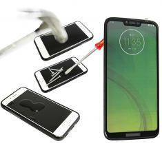 billigamobilskydd.se Full Frame Karkaistusta Lasista Motorola Moto G7 Power