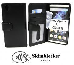 CoverIn Skimblocker Lompakkokotelot Sony Xperia L1 (G3311)