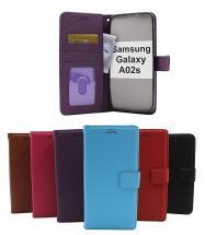 billigamobilskydd.se New Jalusta Lompakkokotelo Samsung Galaxy A02s (A025G/DS)