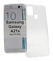 billigamobilskydd.se Ultra Thin TPU Kotelo Samsung Galaxy A21s (A217F/DS)