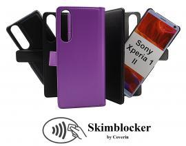CoverIn Skimblocker Magneettikotelo Sony Xperia 1 II (XQ-AT51)