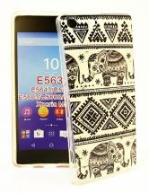 billigamobilskydd.se TPU-Designkotelo Sony Xperia M5 (E5603)