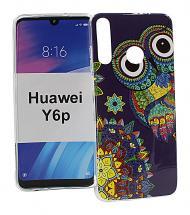billigamobilskydd.se TPU-Designkotelo Huawei Y6p