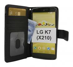 billigamobilskydd.se New Jalusta Lompakkokotelo LG K7 (X210)
