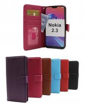 billigamobilskydd.se New Jalusta Lompakkokotelo Nokia 2.3