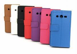 billigamobilskydd.se Jalusta Lompakkokotelo Samsung Galaxy Core LTE (G386)