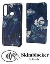 billigamobilskydd.se Skimblocker Design Magneettilompakko Huawei Y6p
