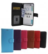 billigamobilskydd.se New Jalusta Lompakkokotelo Nokia 5.3