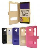 billigamobilskydd.se Flipcase Samsung Galaxy J4 Plus (J415FN/DS)