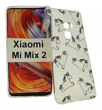 billigamobilskydd.se TPU-Designkotelo Xiaomi Mi Mix 2