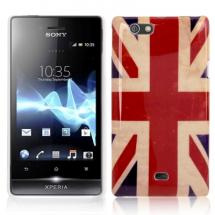 billigamobilskydd.se Old UK Hardcase Kotelo Sony Xperia Miro (ST23i)