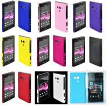billigamobilskydd.se Hardcase Kotelo Sony Xperia Acro S (LT26w)