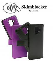 billigamobilskydd.se Skimblocker Magneettilompakko Samsung Galaxy A6 2018 (A600FN/DS)