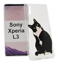 billigamobilskydd.se TPU-Designkotelo Sony Xperia L3