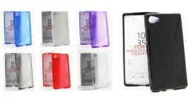 billigamobilskydd.se S-Line TPU-muovikotelo Sony Xperia Z5 Compact (E5823)
