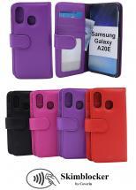 billigamobilskydd.se Skimblocker Lompakkokotelot Samsung Galaxy A20e (A202F/DS)