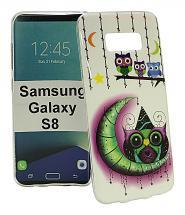 billigamobilskydd.se TPU-Designkotelo Samsung Galaxy S8 (G950F)