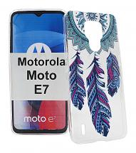 billigamobilskydd.se TPU-Designkotelo Motorola Moto E7