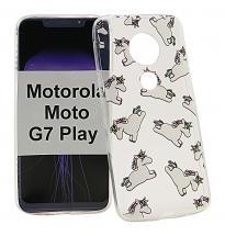 billigamobilskydd.se TPU-Designkotelo Motorola Moto G7 Play