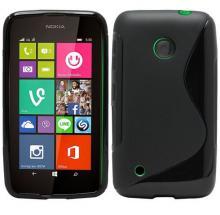billigamobilskydd.se S-Line TPU-muovikotelo Nokia Lumia 530