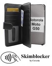 CoverIn Skimblocker XL Wallet Motorola Moto G50