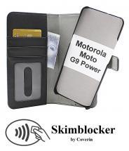 CoverIn Skimblocker Magneettikotelo Motorola Moto G9 Power