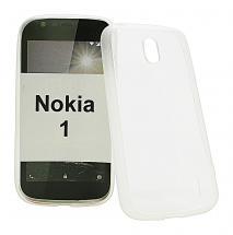 billigamobilskydd.se Ultra Thin TPU Kotelo Nokia 1